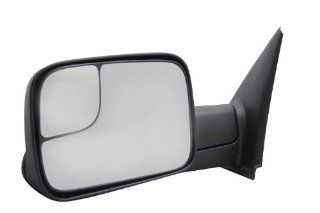 Pilot DG9309410 2L00 Dodge Ram Pickup Black Manual Replacement Driver Side Mirror Automotive