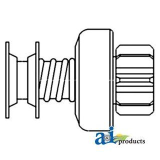 A & I Products Starter Drive Replacement for Case IH Part Number A47178