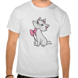 Aristocats Marie sitting with attitude Disney Tee Shirt