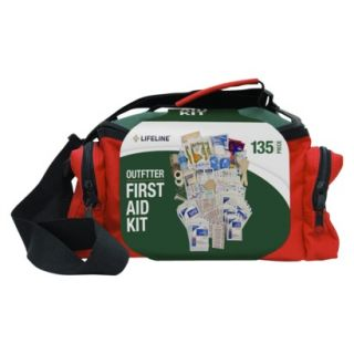 Lifeline 135 pc. Outfitter First Aid Kit