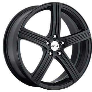 MSR 52 20 Black Wheel / Rim 5x4.5 with a 40mm Offset and a 82.80 Hub Bore. Partnumber 5282712 Automotive