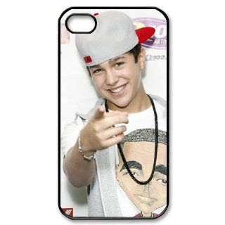 EVA Austin Mahone iPhone 4,4S Case,Snap On Protector Hard Cover for iPhone 4,4S Cell Phones & Accessories