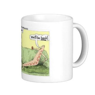 Boomerang Relagionships Funny Cartoon Gifts & Tees Mugs