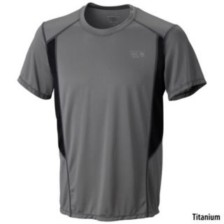 Mountain Hardwear Mens Double Wicked Short Sleeve Tee 726780