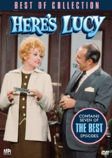 Best of Collection Here's Lucy Lucille Ball, Lucie Arnaz, Desi Arnaz Jr., n/a Movies & TV