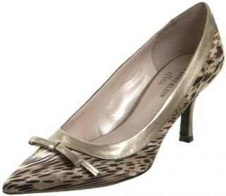 AK Anne Klein Women's Hers Pump, Black, 5 M US Pumps Shoes Shoes