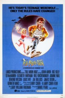 Full Moon High Adam Arkin, Ed McMahon, Roz Kelly, Bill Kirchenbauer  Instant Video