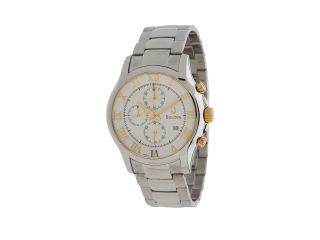 Bulova Mens Dress   98B175 Two Tone
