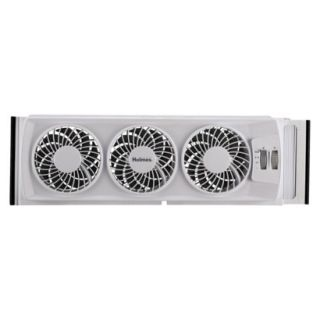 Holmes Slim Window Fan   White