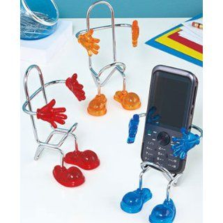 Shop Orange Tech Buddy Iphone, Cell Phone Holder Stand at the  Home D�cor Store