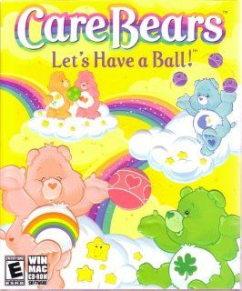 Care Bears Let's Have a Ball Video Games