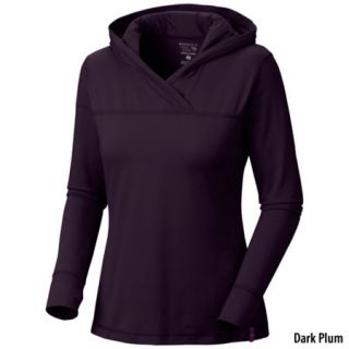 Mountain Hardwear Womens Butter Topper Pullover Hoodie 747893