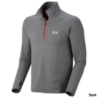 Mountain Hardwear Mens Beta Power Quarter Zip Pullover 613907