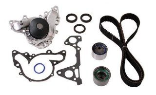 Evergreen TBK259WPT Mitsubishi 6G72 V6 Timing Belt Kit w/ Water Pump Automotive