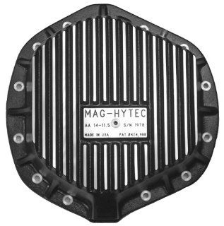 Mag Hytec Rear Differential Cover 01 12 Chevy Silverado & GMC Sierra 2500 3500 6.6L Diesel & 8.1L Gas w/ Full floating Axle 14 11.5 Automotive