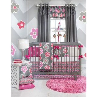 Addison 4 Piece Baby Crib Bedding Set with Bumper by Sweet Potato  Glenna Jean Crib Bedding  Baby