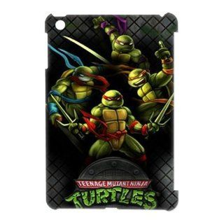 CTSLR Teenage Mutant Ninja Turtles TMNT Hard Case Cover Skin for iPad Mini 1 Pack  4  Perfect Gift for Christmas Cell Phones & Accessories