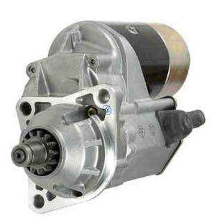 12V NIPPONDENSO TYPE STARTER FOR FORD TRUCKS, BLUEBIRD & THOMAS BUILT BUSES   18506 Automotive