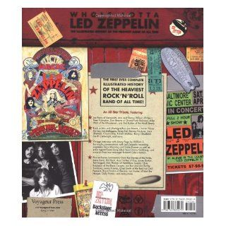 Whole Lotta Led Zeppelin The Illustrated History of the Heaviest Band of All Time Jon Bream 9780760335079 Books