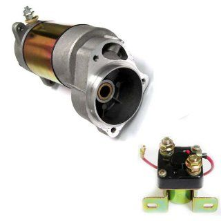 Starter & Relay Solenoid POLARIS XPLORER 300 4x4 1995 1996 1997 1998 1999 2000 Automotive