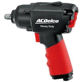 ACDelco ANI307 3/8 Inch Composite Impact Wrench 280 Feet Pound Heavy Duty   Power Impact Wrenches