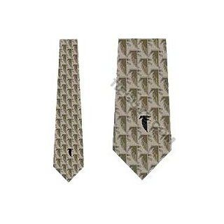 ATLANTA FALCONS Ties Silk Neckties NFL  Sports Fan Neckties  Clothing