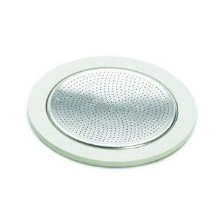 Bialetti 06964 replacement gasket/filter for 12 cup makers., Garden, Lawn, Maintenance  Lawn And Garden Chippers  Patio, Lawn & Garden