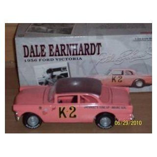 1998 50th Anniversary NASCAR Edition Dale Earnhardt K 2 K2 1956 Pink Ford Victoria Apricot Roof 124 1/24 Scale Toys & Games