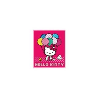 Christmas Saving   New Arrival Sanrio Hello Kitty Balloon Fleece Blanket Toys & Games