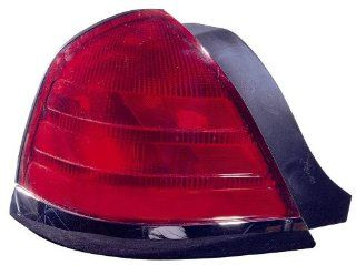 Depo 331 1964L US R Ford Crown Victoria Driver Side Replacement Taillight Unit without Bulb Automotive