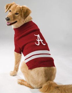 Pets First Alabama University Dog Sweater, X Small