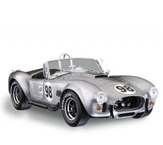 The Franklin Mint 1966 Shelby Cobra 427 S/C inAluminum —