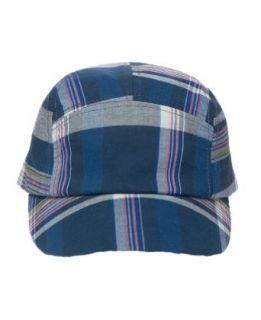 Kate Spade Saturday Women's Seamed Baseball Cap One Size Madras Clothing