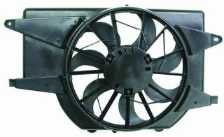 Depo 335 55005 000 Dual Fan Assembly Automotive