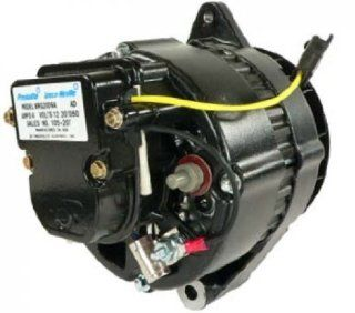 This is a Brand New Alternator for Marine Applications Models Crusader Marine   Various Models Various Engines Stewart & Stevenson Marine Inboard & Sterndrive Various Models Thermo King Ag & Industrial 1986 Misc. Equipment URD25 Trailer Units