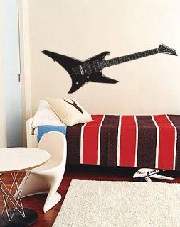 Vinyl Wall Art Decal Sticker Electric Guitar #347   Other Products