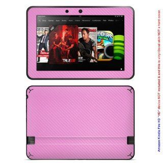 "Decalrus Pink Carbon Fiber Skin for Samsung Kindle Fire HD 7 with 7 Screen tablet (IMPORTANT Note Compare your device to ""IDENTIFY"" image on this listing for correct model) case cover CBfireHD7PINK Computers & Accessories"