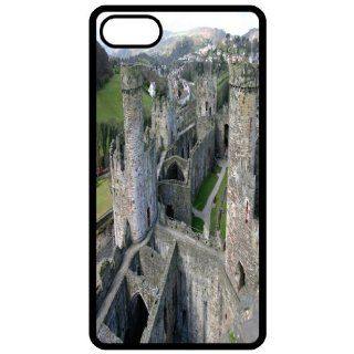 Cowny Castle, Wales   Image Black Apple Iphone 5 Cell Phone Case   Cover Cell Phones & Accessories