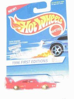 1996 First Editions #3 1970 Dodge Charger Daytona Lace Wheels #382 Collectibles Collector Car Hot Wheels Toys & Games