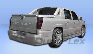 2002 2006 Chevrolet Avalanche (w / o cladding) Duraflex VIP Rear Bumper Cover   1 Piece Automotive
