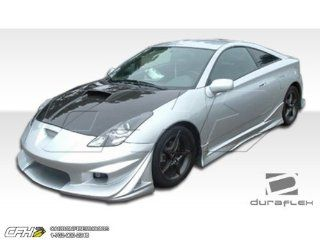 2000 2005 Toyota Celica Duraflex Vader SE Body Kit   4 Piece   Includes Vader SE Front Bumper Cover (100200) Vader SE Rear Bumper Cover (100201) Vader SE Side Skirts Rocker Panels (100202) Automotive