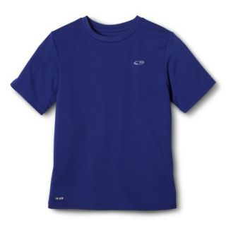 C9 by Champion Boys Short Sleeve Endurance Tee   Blue Dream M