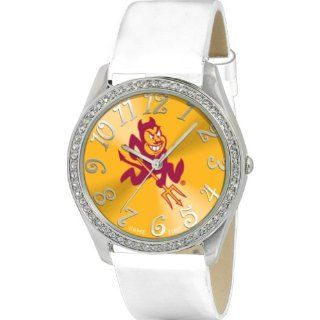 Game Time Glitz   College (Arizona State Sun Devils Black) Watches