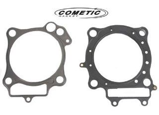 2000 2002 Yamaha YZ426 Dirt Bike Top End Engine Gasket Kit [For Stock Bore Size] Automotive