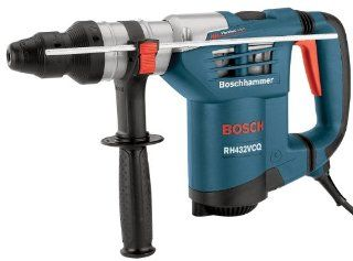 Bosch RH432VCQ 1 1/4 Inch SDS Plus Rotary Hammer Kit   Power Rotary Hammers