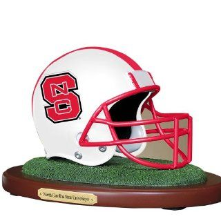 North Carolina State Helmet Replica  Sports Related Collectible Helmets  Sports & Outdoors