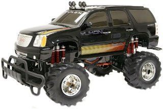 16 Scale Radio Control Full Function Tricked Yukon Denali Toys & Games