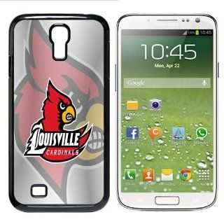 NCAA Louisville Cardinals Samsung Galaxy S4 Case Cover  Sports Fan Cell Phone Accessories  Sports & Outdoors