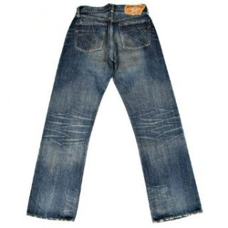 Sugar Cane Union Star SC40065H Japanese selvedge hard wash denim jeans CANE9027 at  Men�s Clothing store