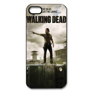Alicefancy The Walking Dead Customized Plastic Hard Cover Case For Iphone 5 QYF20814 Cell Phones & Accessories